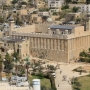 Hebron-Cave-of-the-Patriarch-aerial-view